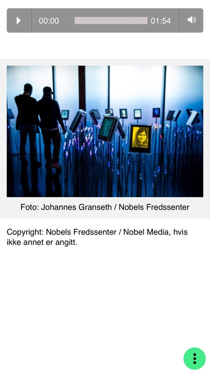 Nobel Peace Walk screenshot-3