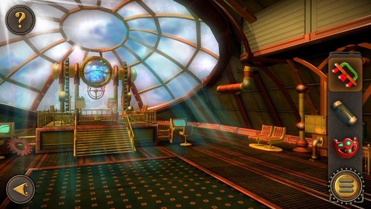 Escape Machine City: Airborne screenshot-8