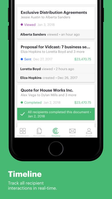 PandaDoc iOS App
