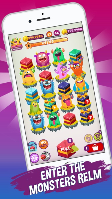 download Merge Monsters Idle Tap Mania apps 2