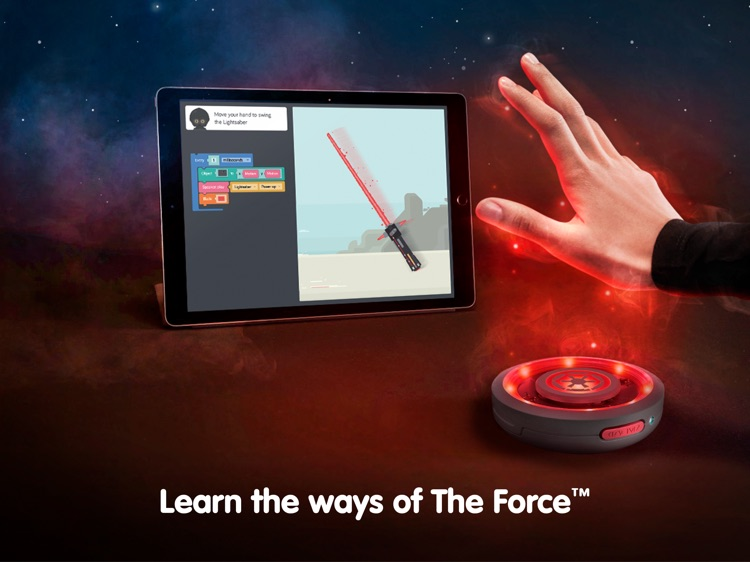 Star Wars The Force Coding Kit