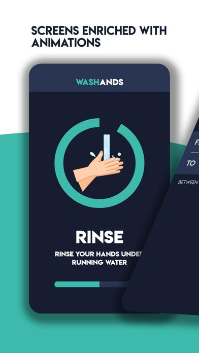 Wash Hands: Reminder screenshot 2