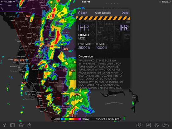 MyRadar NOAA Weather Radar-ipad-0