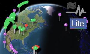 Instant USGS Earthquake Lite