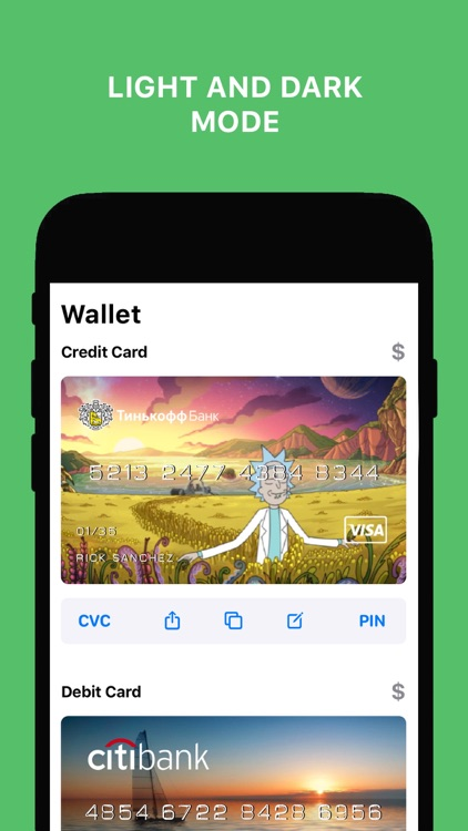 Wallet App screenshot-3