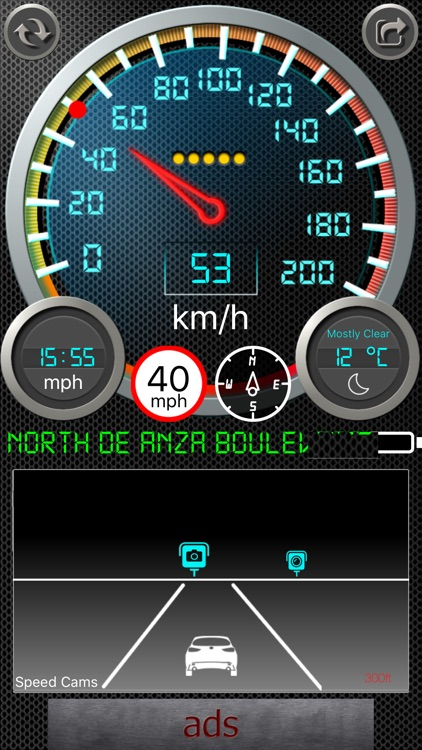 Speedometer-- screenshot-1