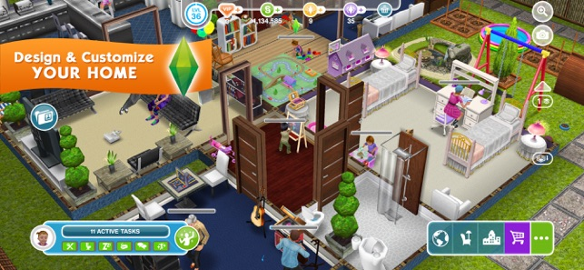 my sims pc download full free