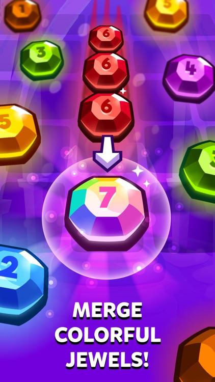 Bubbu Jewels - Merge Puzzle screenshot-5