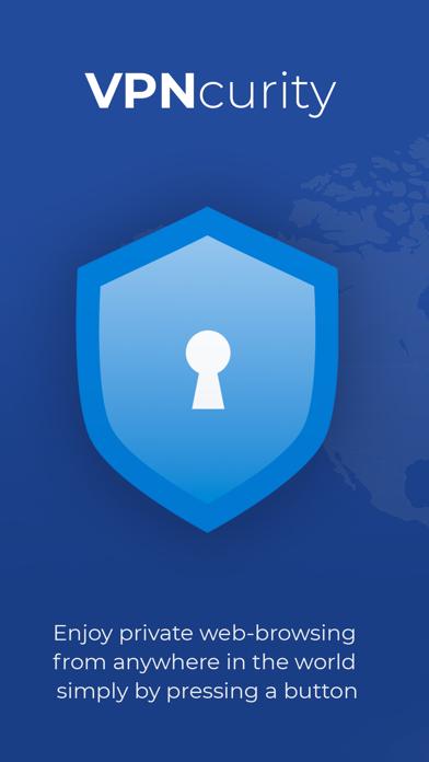 VPNcurity Screenshot