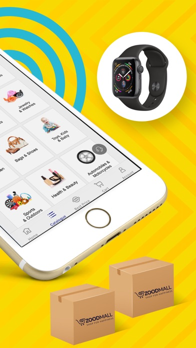 Screenshot #3 pour ZoodMall - Shop for Happiness