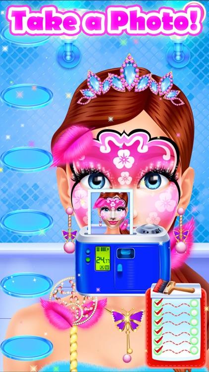 Face Paint Party Makeup Salon screenshot-6