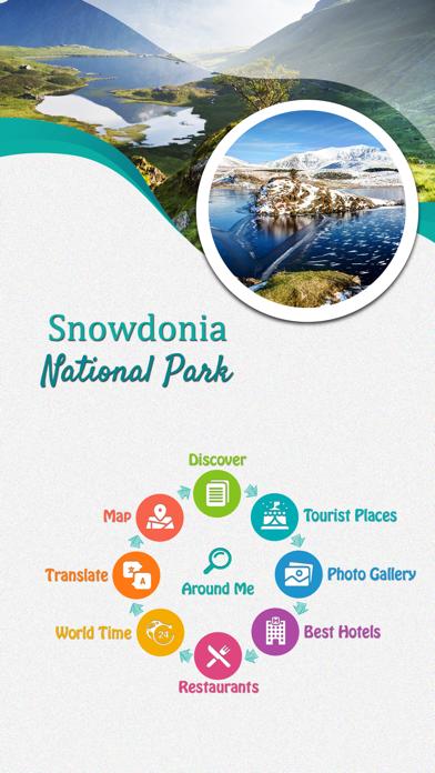 Snowdonia National Park screenshot 2