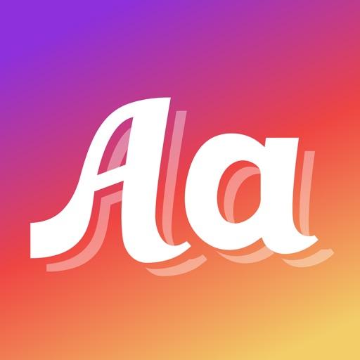 Fonts: Aα, Font Keyboard