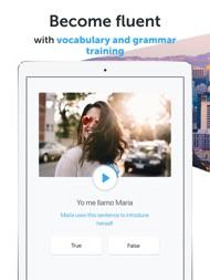 Busuu Language Learning ipad images