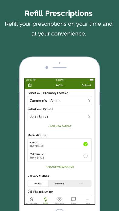 PocketRx - Refill MedicationsScreenshot of 2