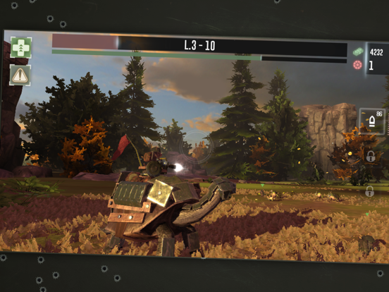 War Tortoiseのおすすめ画像1