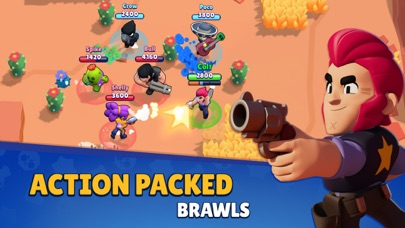 Screenshot for Brawl Stars in Kazakhstan App Store
