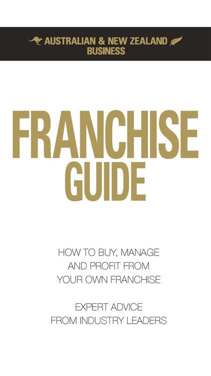 Business Franchise Guide screenshot-5