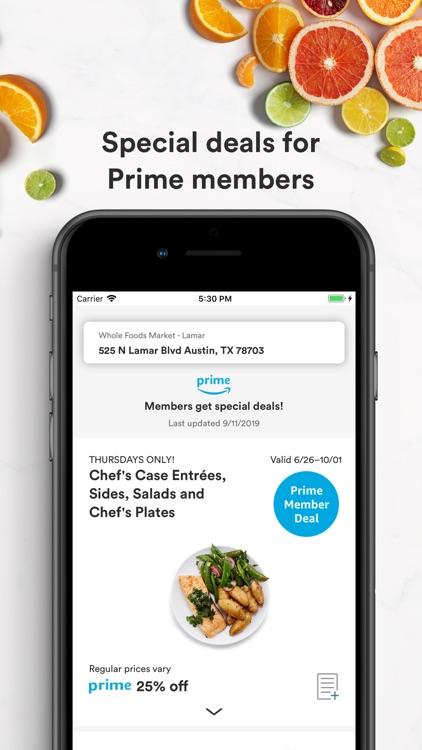 Whole Foods Market screenshot-3