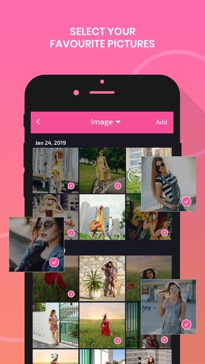 Photo to Slideshow Video Maker screenshot-3