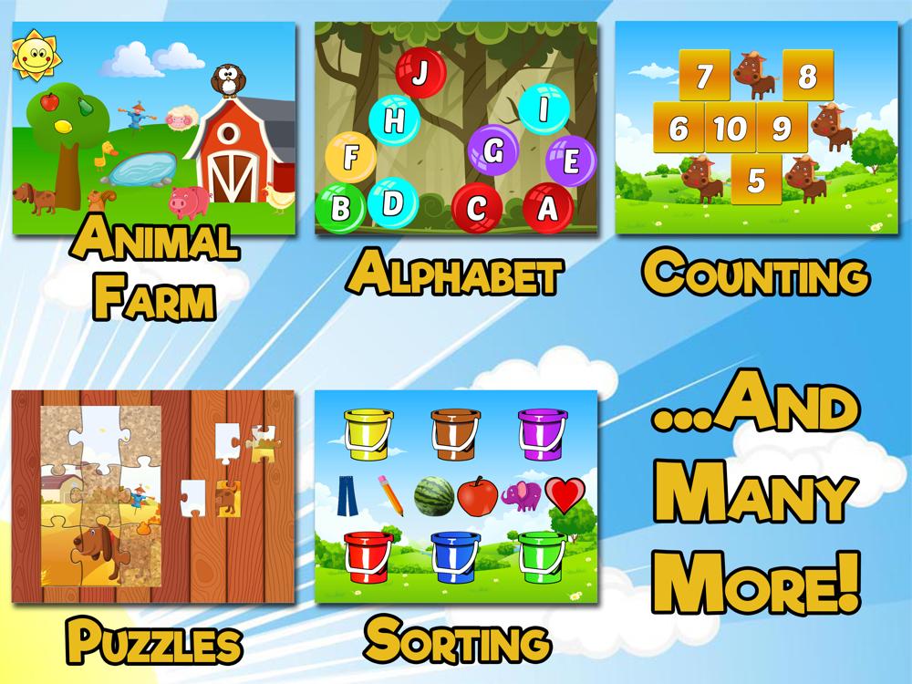 Barnyard Games Free Online