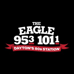 The Eagle Dayton 95.3, 101.1FM