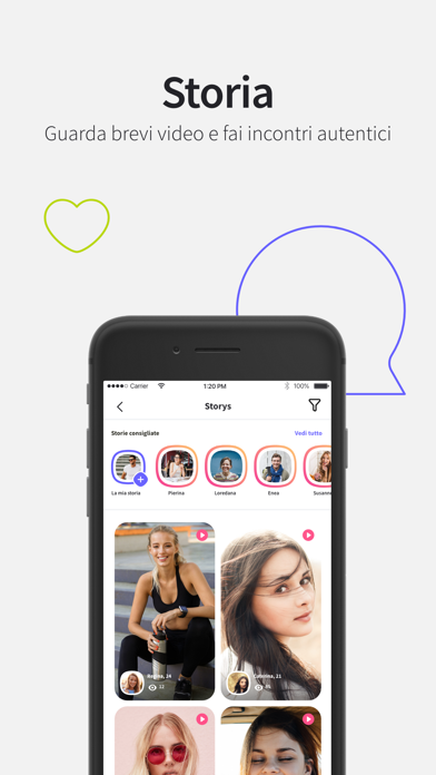incontri Apps iPhone 2013 uscire con qualcuno con una bassa autostima