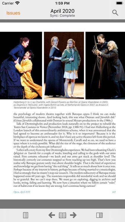 Opera Magazine screenshot-3