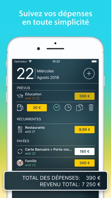 download Money Pro: Suivi des dépenses apps 1