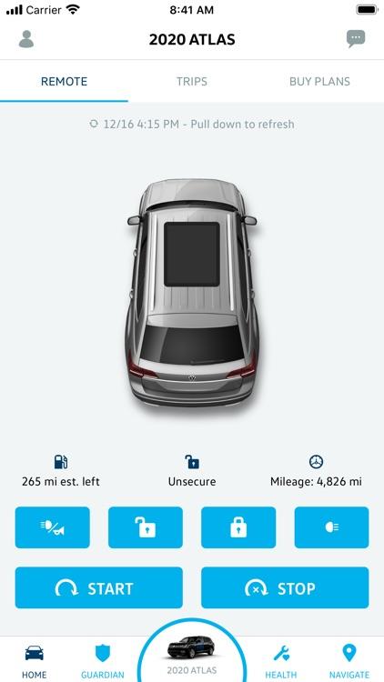 Volkswagen Car-Net