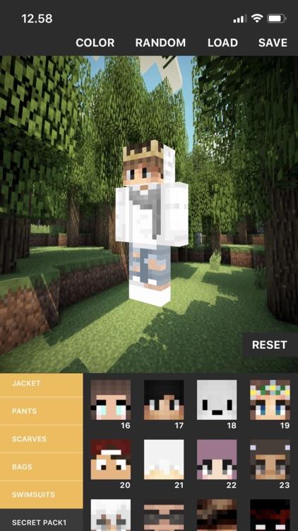 Custom Skin Creator screenshot-8
