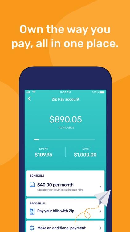 Zip - Shop Now, Pay Later screenshot-5