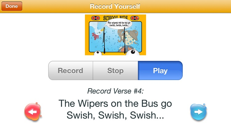 Wheels on the Bus screenshot-4