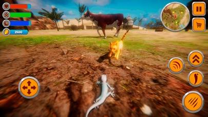 Lizard Life Survival Simulator screenshot three