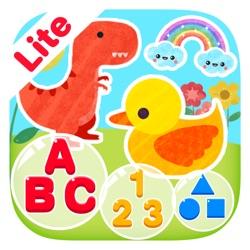 学前英语颜色数字和形状游戏-奇妙科学屋