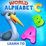 Kinderspellen:leer ABC-letters