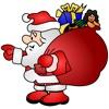 クリスマスメッセージデコレーション