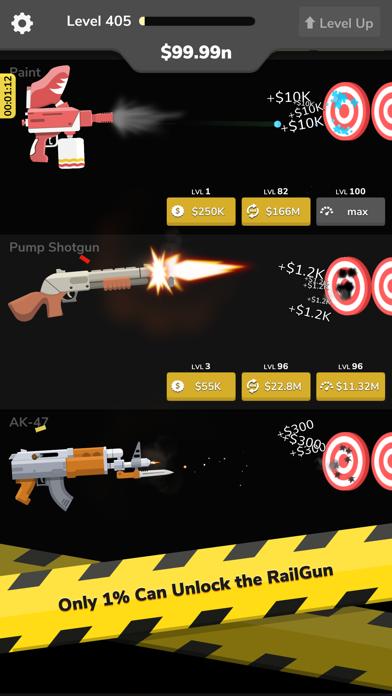 Gun Idle screenshot 3
