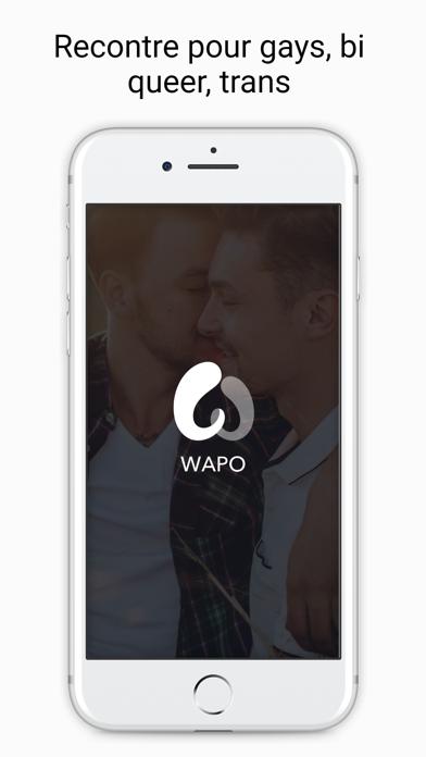 Screenshot #1 pour Wapo: rencontre entre gays
