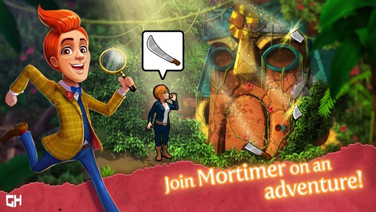 Mortimer Beckett: Book of Gold screenshot-0