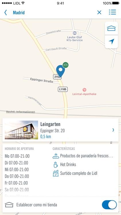 Lidl - Tienda online - Ofertas screenshot-4
