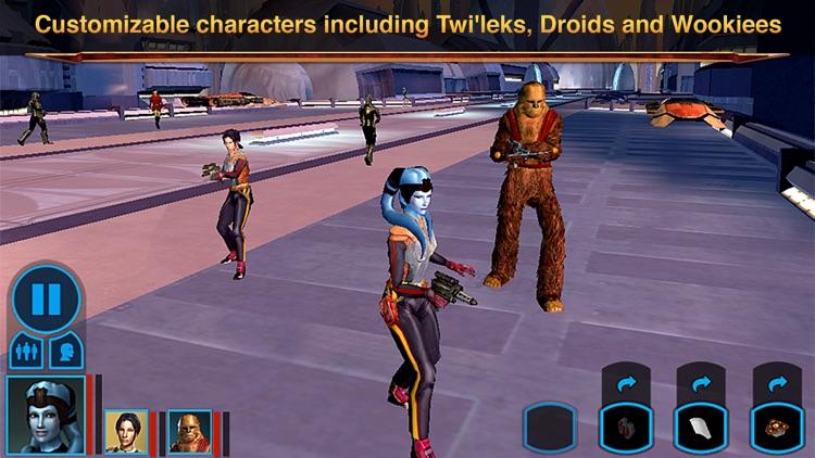 Star Wars™: KOTOR screenshot-3