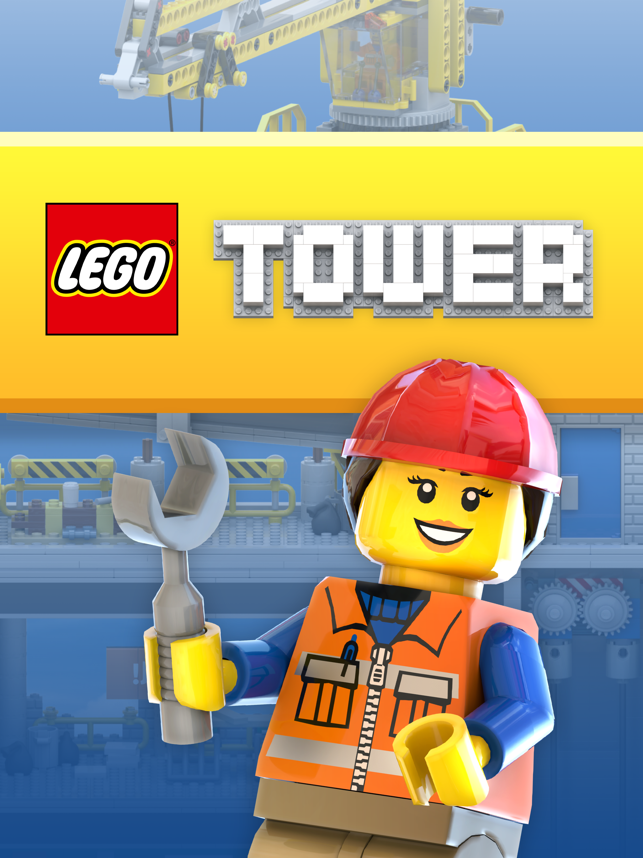 ‎LEGO® Tower Screenshot
