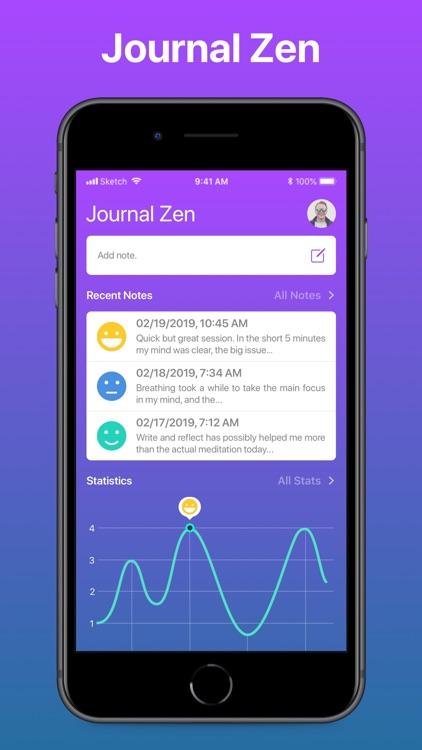 Journal Zen screenshot-4