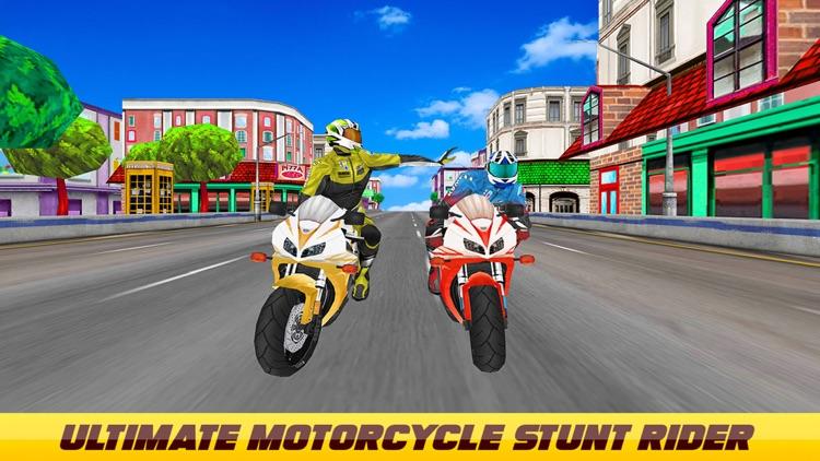 Ultimate Motorcycle Stunt Game