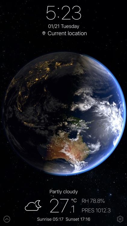 Nano Earth Pro screenshot-0