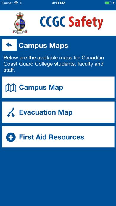 CCGC Safety screenshot 7