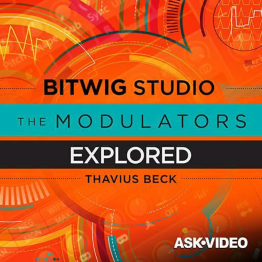 Course for Bitwig Modulators