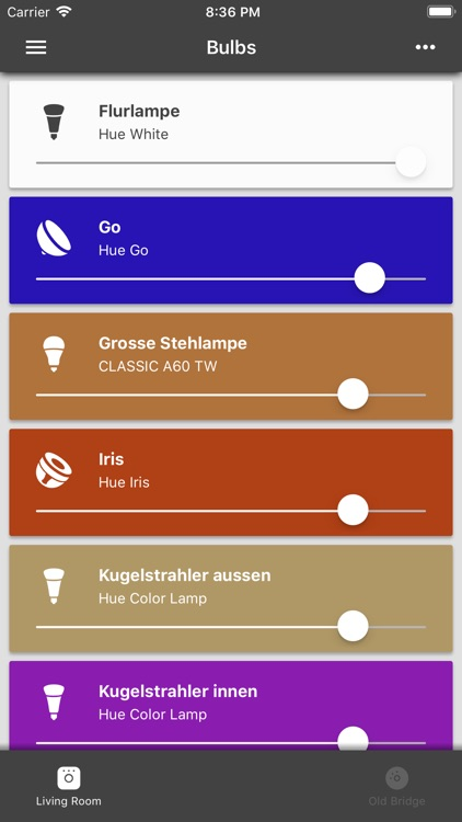 all 4 hue   (for Philips Hue) screenshot-0