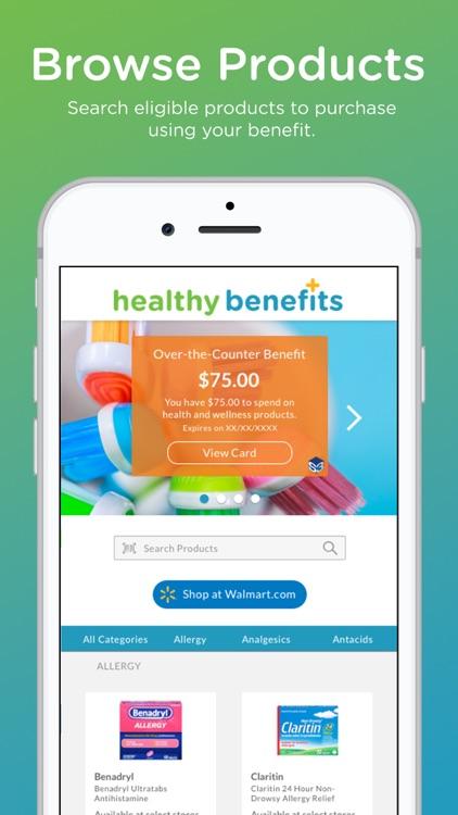 Healthy Benefits Plus screenshot-3
